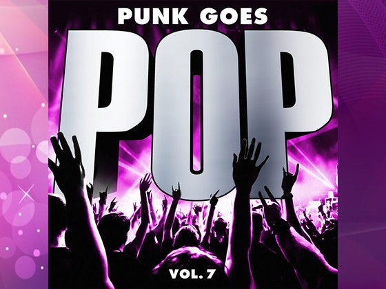 Punk goes pop giveaway