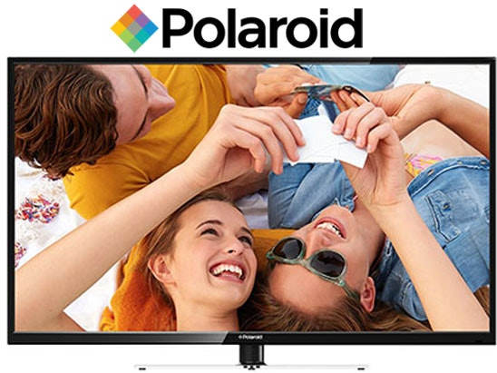 a Polaroid 4K Smart TV sweepstakes