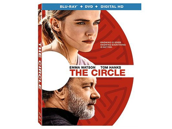 The Circle on Blu-ray sweepstakes