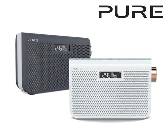 Pure One Midi Series 3s DAB+ Radio sweepstakes