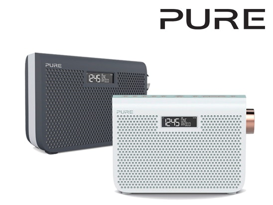 Pure One Midi Series 3s DAB+ Radio sweepstakes