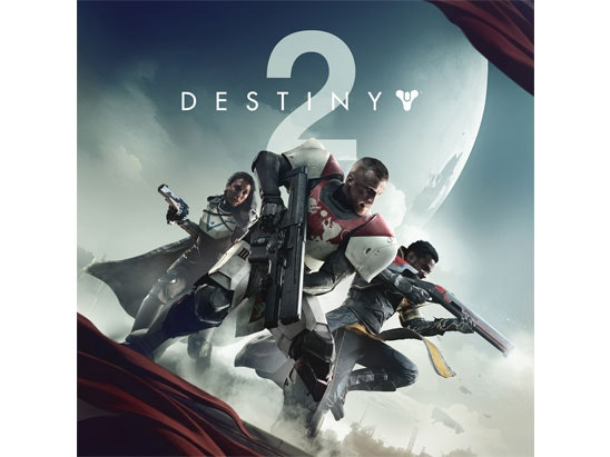 PS4 and Destiny T-shirt sweepstakes