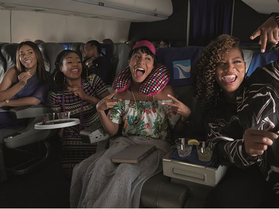 GIRLS TRIP merchandise! sweepstakes