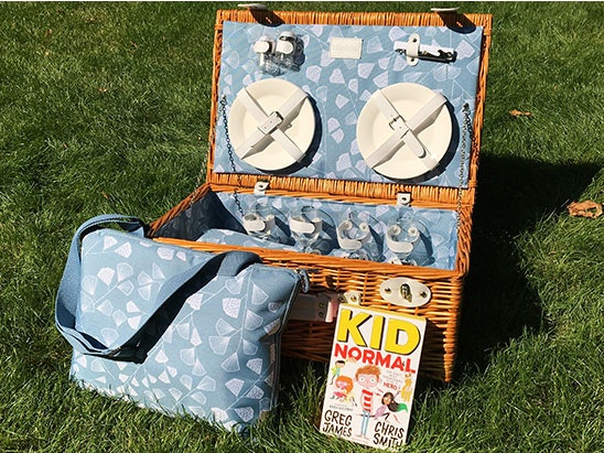 Kid Normal sweepstakes