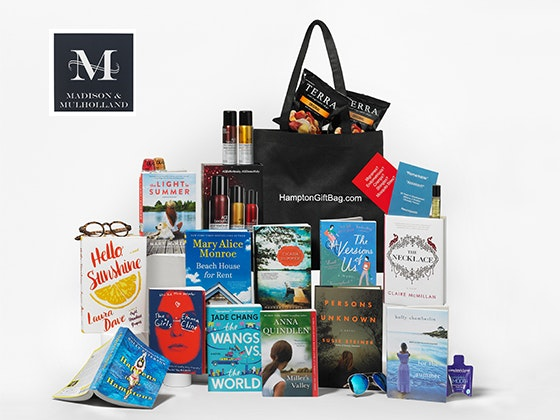 July 4 Hampton Gift Bag 2017 sweepstakes