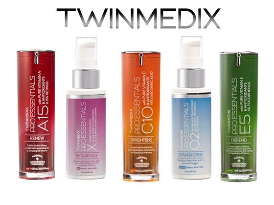 TwinMedix PRO:ESSENTIALS skin care line sweepstakes