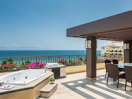 Stay at CasaMagna Marriott Puerto Vallarta Resort and Spa  sweepstakes