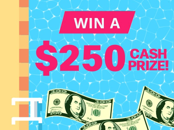 $250 Cash Prize July 2017 sweepstakes