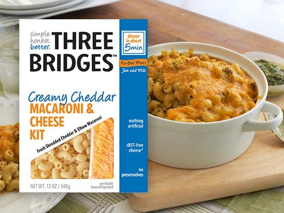 Threebridges macandcheese giveaway 1