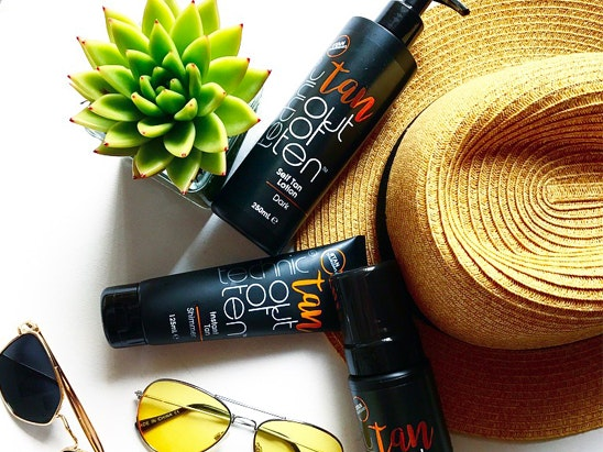 Tan out of Ten bundle!  sweepstakes