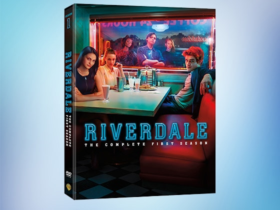 Riverdale: The Complete First Season on DVD sweepstakes