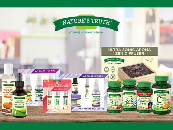 Natures truth bundle giveaway