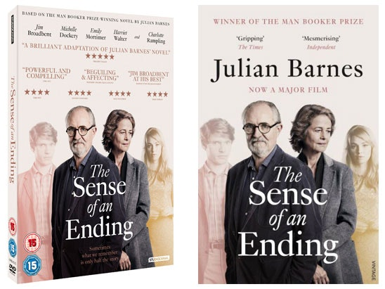 The Sense Of An Ending on DVD  sweepstakes