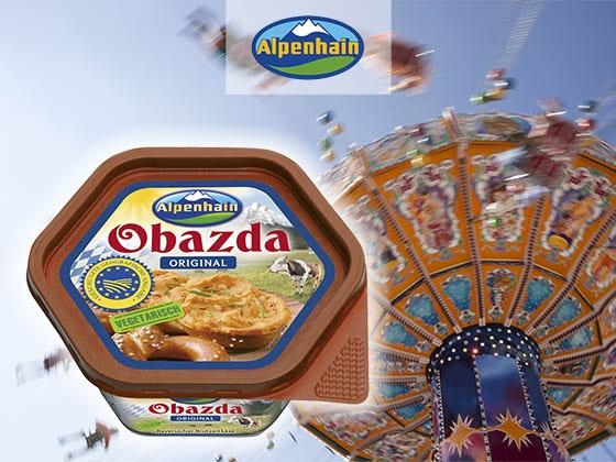 Mit Obazda aufs Oktoberfest! Gewinnspiel