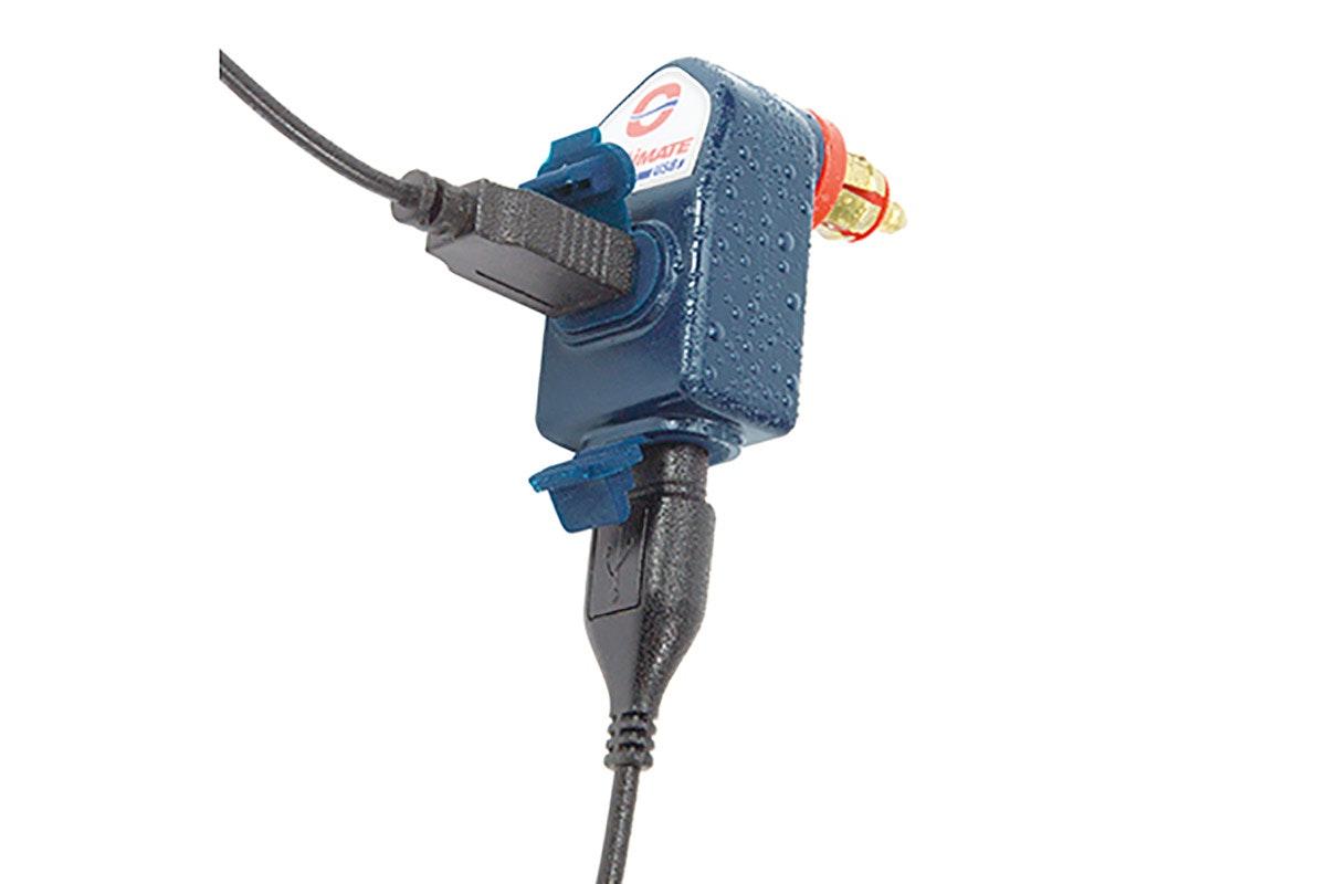 Optimate O105 Dual USB Charger sweepstakes