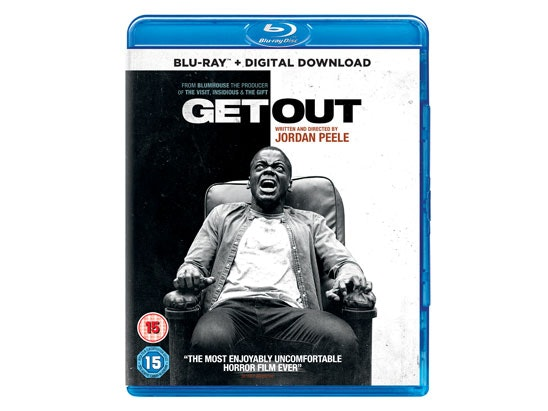 GET OUT ON BLU-RAY! sweepstakes