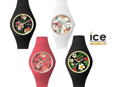 Icewatch montres flower