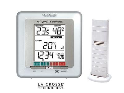 jeu concours 10 stations de températures La Crosse Technology