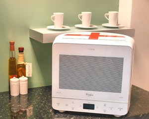 Whirlpool max sport limited edition microwave 1