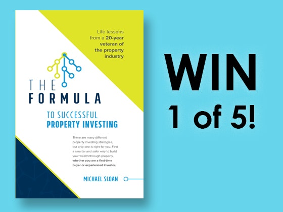 The Formula to Successful Property Investing  sweepstakes