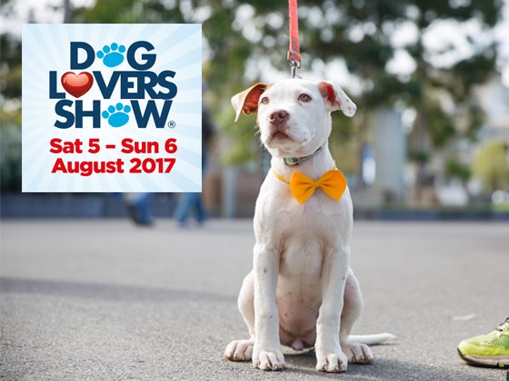 Sydney Dog Lovers Show  sweepstakes
