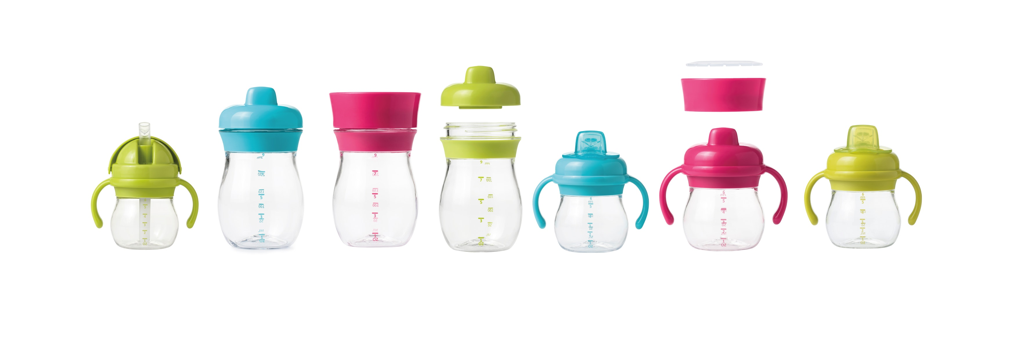 Oxo tot sippy cups 1