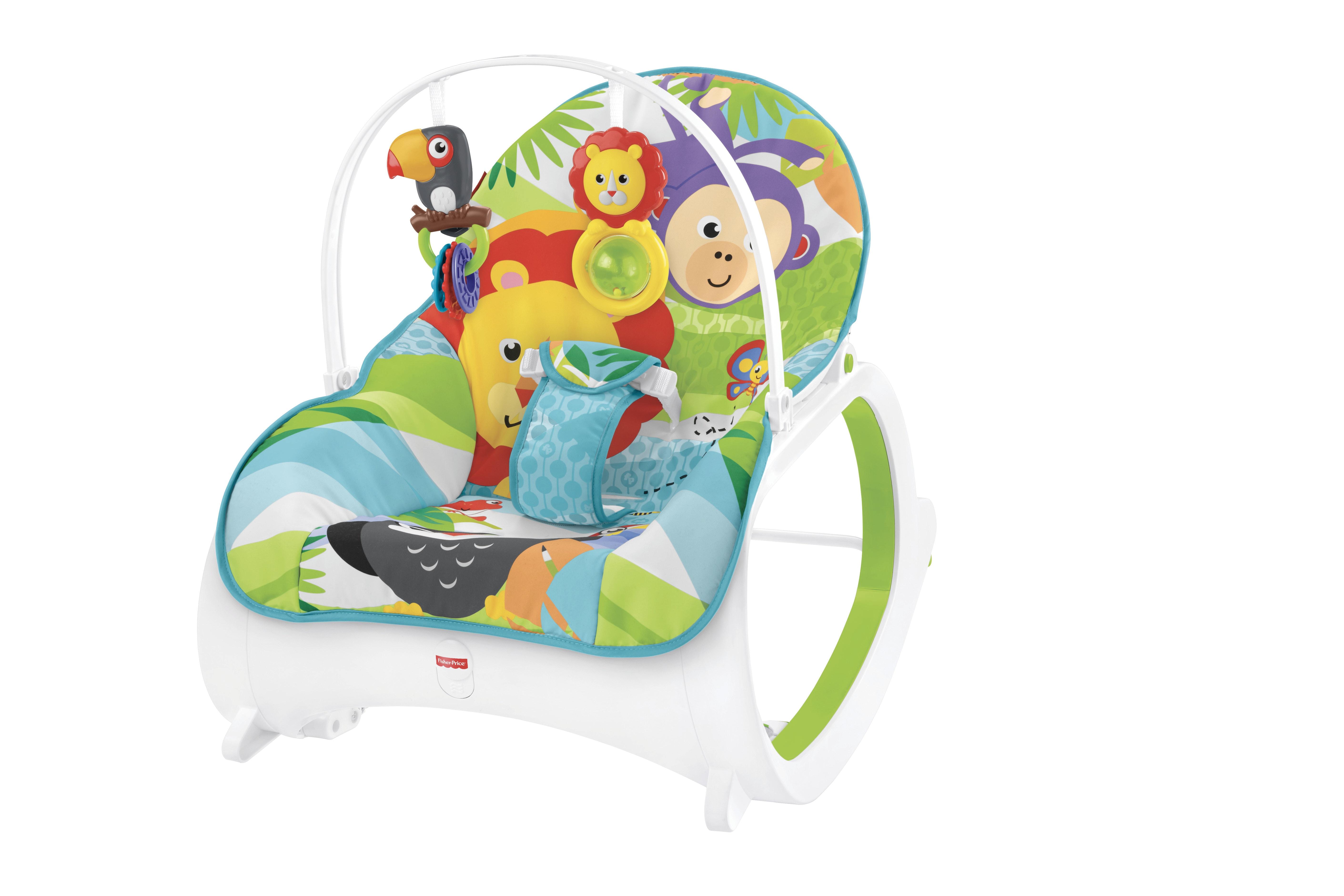 Fp infant to toddler rocker