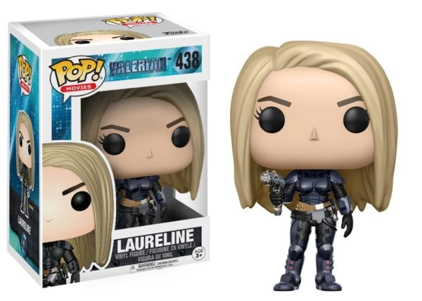VALERIAN FUNKO POP! FIGURES sweepstakes