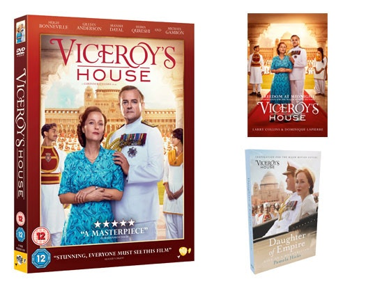 Viceroy's House sweepstakes