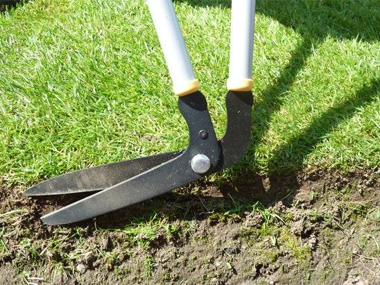 Flexi-edge lawn edging sweepstakes