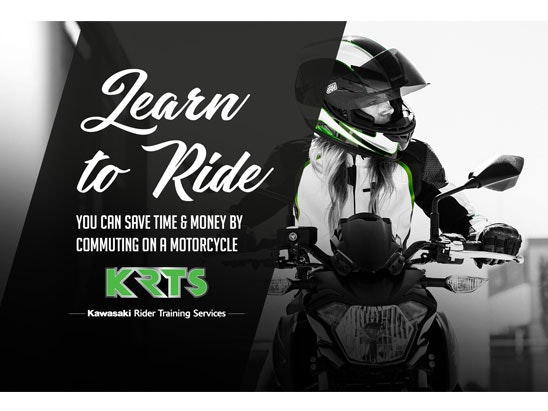 Two-Wheels Experience With Kawasaki sweepstakes