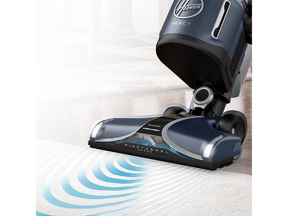 Hoover react vacuum giveaway 2