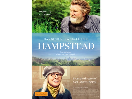 Hampstead movie sweepon