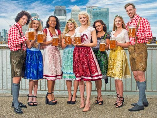 Erdinger Oktoberfest Bavarian Beer Festival sweepstakes