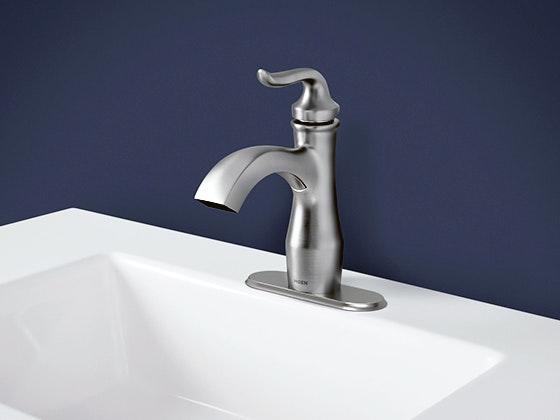 Moen Hamden Single Faucet Giveaway sweepstakes
