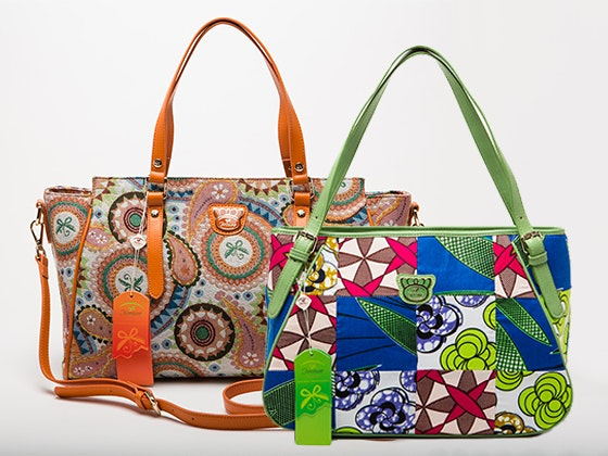 Two New Fricaine Handbags sweepstakes
