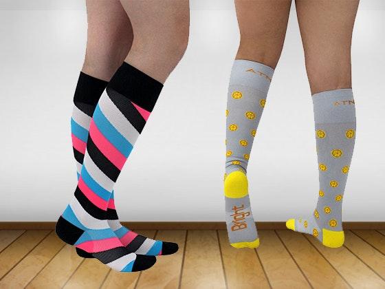 Atn compression socks giveaway