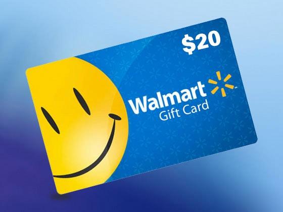 Win It Wednesday 7-26: Walmart Gift Card sweepstakes