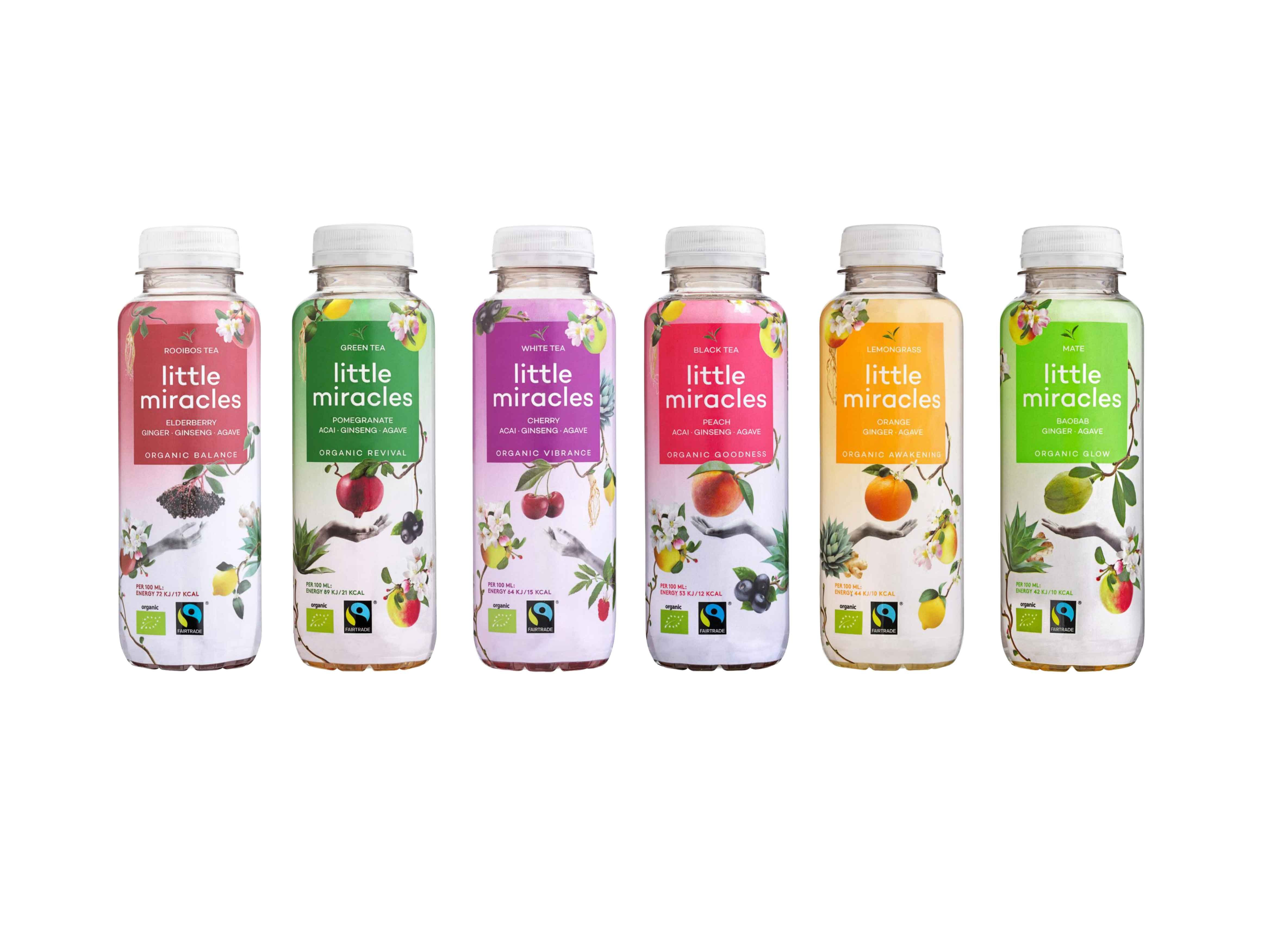 30 bottles of little miracles organic green tea  sweepstakes