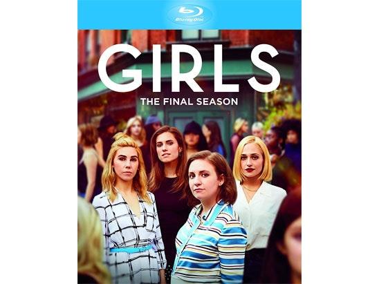 GIRLS: THE COMPLETE SIXTH SEASON  sweepstakes