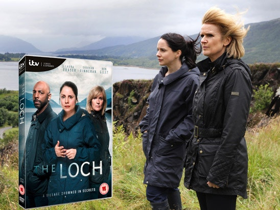 The Loch on DVD and a Blu-ray player sweepstakes