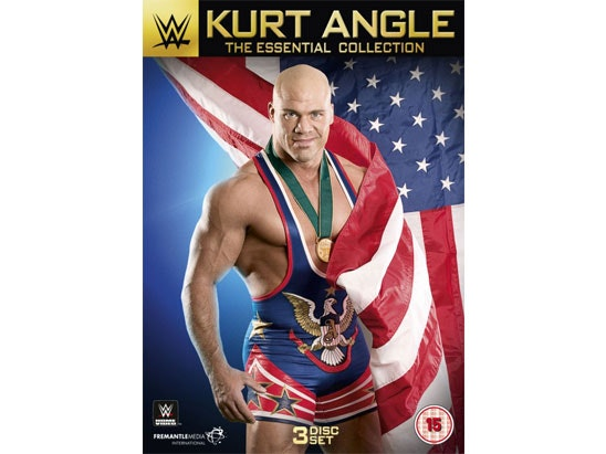 Kurt Angle: The Essential Collection sweepstakes