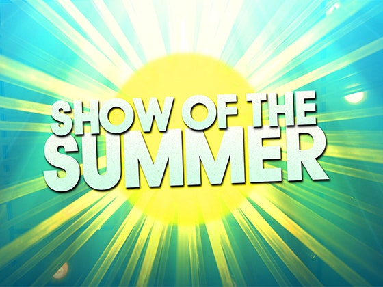 Show of the Summer Tickets sweepstakes