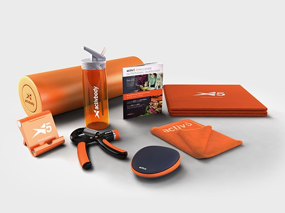 Activ5 Deluxe Fitness Package from Activbody sweepstakes