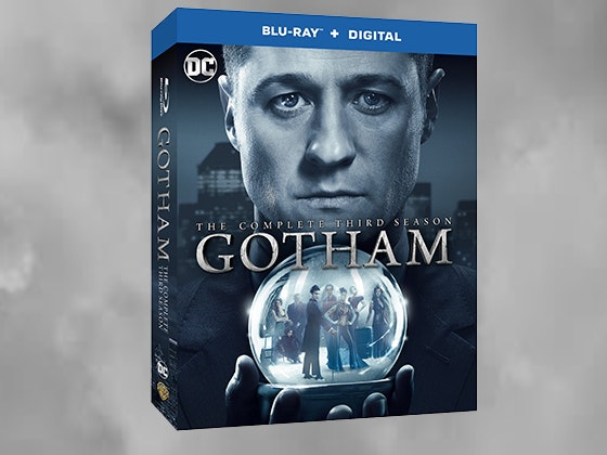 Gotham: The Complete Third Season on Blu-ray™ sweepstakes