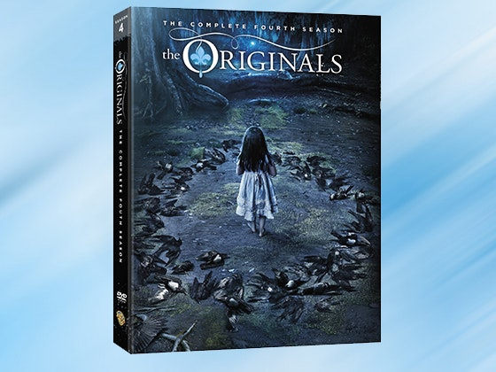 The Originals: The Complete Fourth Season on DVD sweepstakes