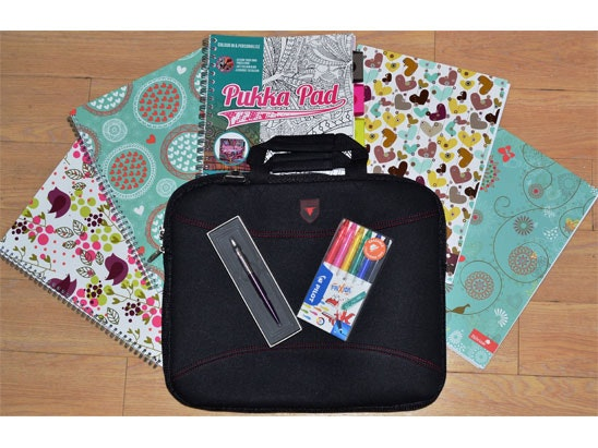 Win Office Monster goodies for the new school term sweepstakes