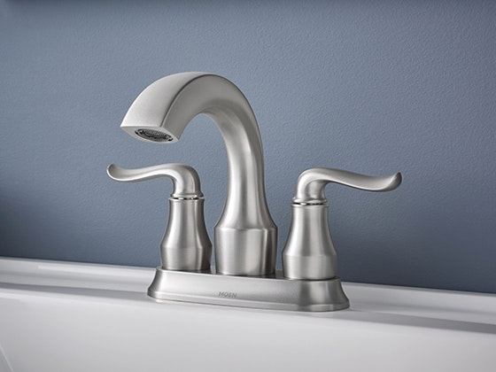 Moen Hamden™ Two-Handle Faucet + Accessories sweepstakes