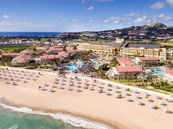 St. Kitts Marriott Resort & The Royal Beach Casino sweepstakes