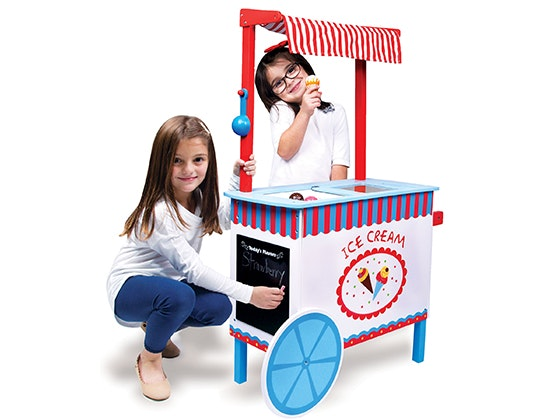 Svan Ice Cream Cart and Ice Cream Shop Set sweepstakes